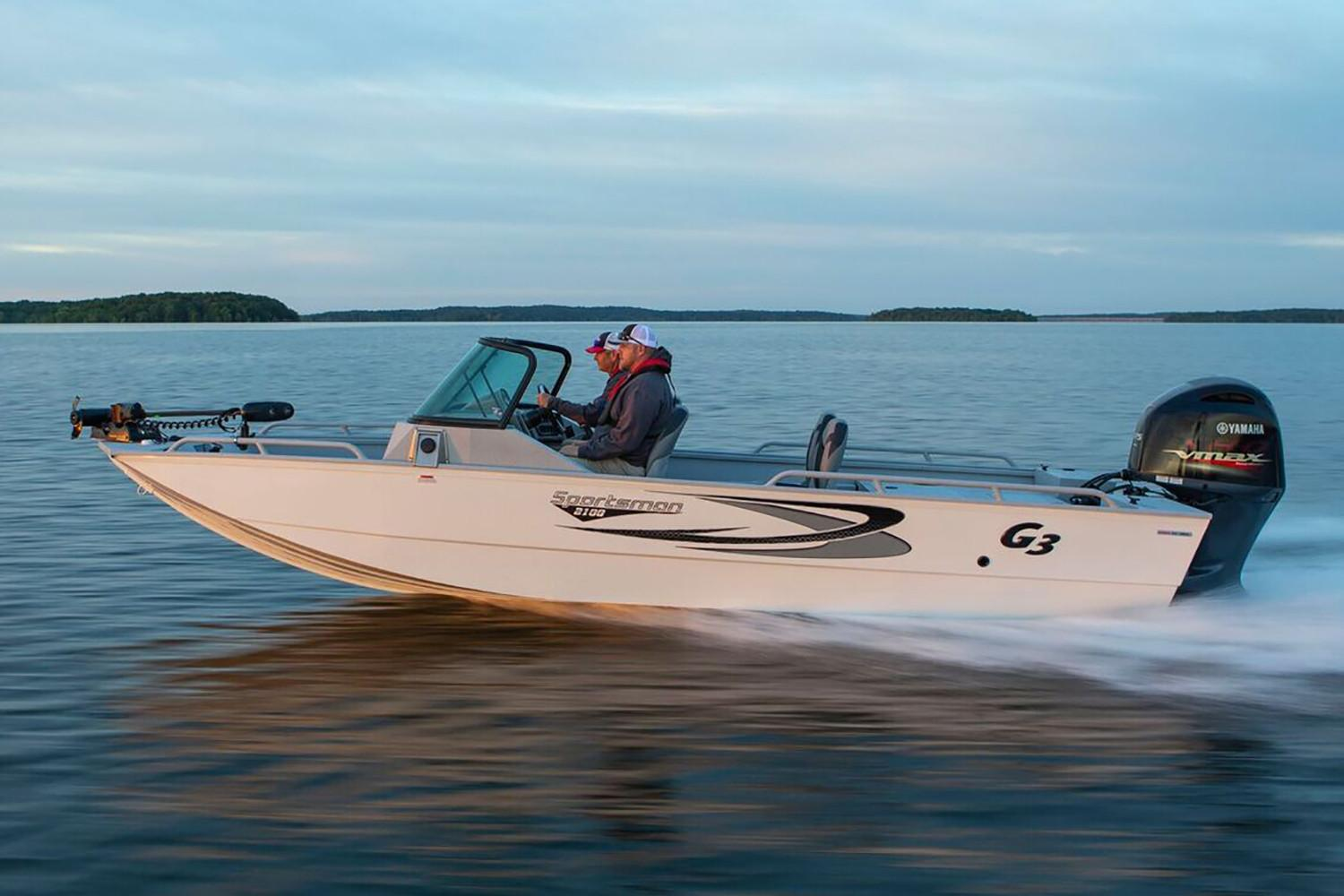 2020 G3 Sportsman 2100 in Ortonville, Minnesota - Photo 2
