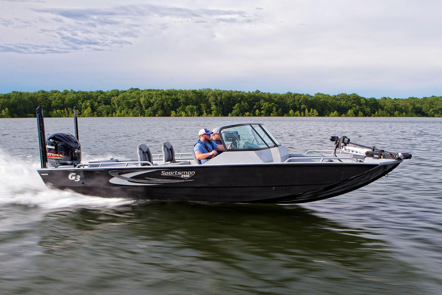 2020 G3 Sportsman 2400 in Greenwood, Mississippi - Photo 1