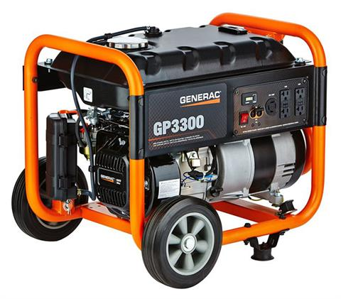 Generac Portable Generators GP3300 6432-0 in Ponderay, Idaho