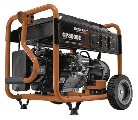 Generac Portable Generators GP8000E 6954-0 in Ponderay, Idaho