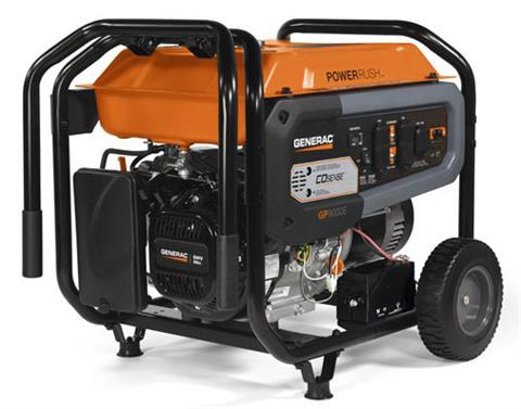 Generac Portable Generators Co-Sense 7675-1 GP8000E in Ponderay, Idaho