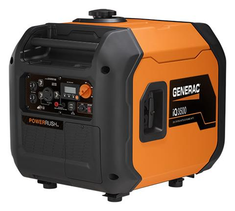 Generac Portable Generators iQ3500 7127-0 in Ponderay, Idaho