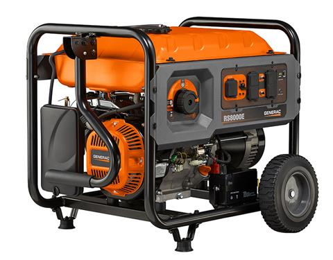 Generac Portable Generators RS8000E 7951 in Ponderay, Idaho