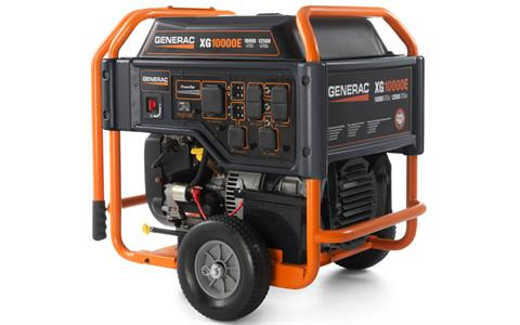 Generac Portable Generators XG10000E 5802-2 in Ponderay, Idaho