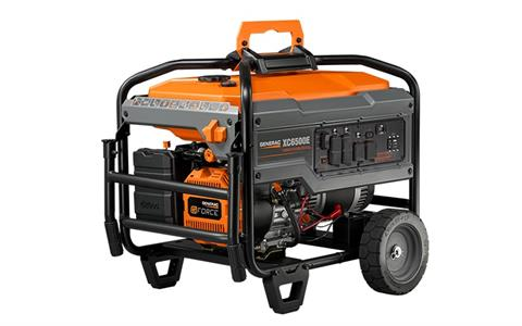 Generac PRO Portable Generator XC6500E 6825-0 in Ponderay, Idaho