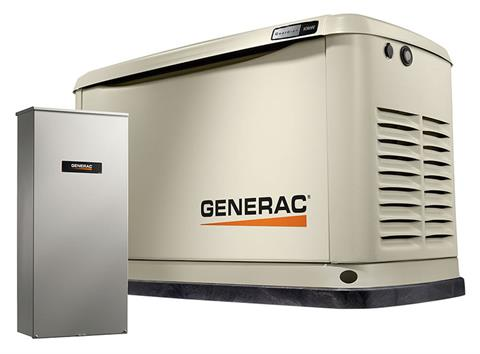 Generac Guardian 10kW 16 Circuit Home Backup Generator in Ponderay, Idaho
