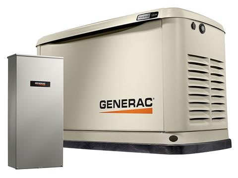 Generac Guardian 13kW Whole House Switch Home Backup Generator in Ponderay, Idaho