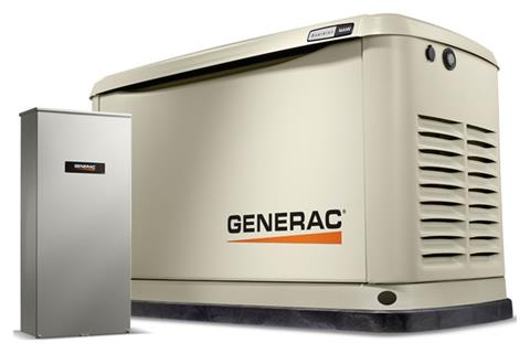 Generac Guardian 16kW Whole House Switch Home Backup Generator in Ponderay, Idaho