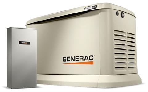 Generac Guardian 22 kW Whole House Switch Home Backup Generator in Ponderay, Idaho