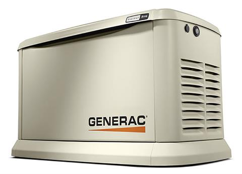 Generac Guardian 8kVA 50Hz Standby Home Backup Generator in Ponderay, Idaho