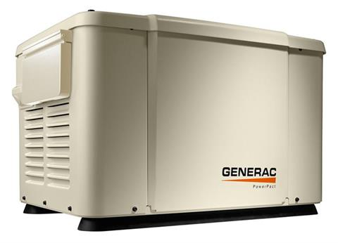 Generac PowerPact 5.6kVA 50Hz Home Backup Generator in Ponderay, Idaho