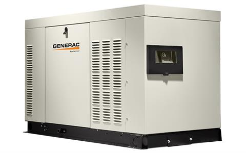 Generac Protector 25 kW Home Backup Generator in Ponderay, Idaho