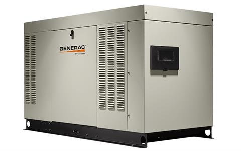 Generac Protector 45 kW Home Backup Generator in Ponderay, Idaho