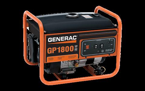 2015 Generac GP1800 in Athens, Ohio