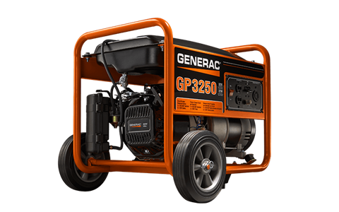 2015 Generac GP3250 in Athens, Ohio