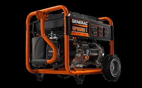 2015 Generac GP6500 in Athens, Ohio