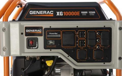 2015 Generac XG10000E in Athens, Ohio