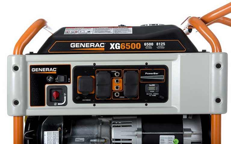 2015 Generac XG6500 in Athens, Ohio