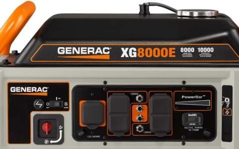 2015 Generac XG8000E in Athens, Ohio