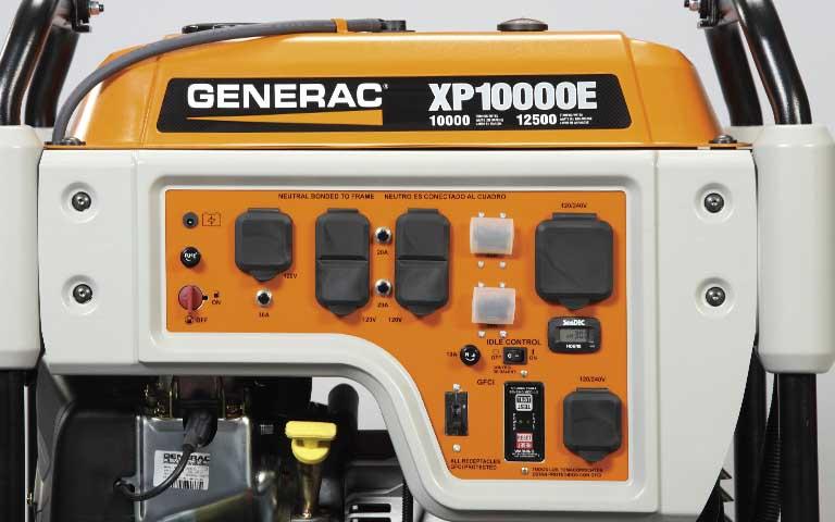 2015 Generac XP10000E in Athens, Ohio