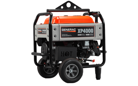 2015 Generac XP4000 in Athens, Ohio