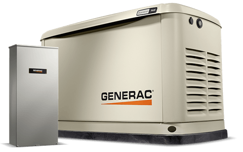 2018 Generac Guardian Series 9 kW 16 Circuit Home Backup Generator in Hillsboro, Wisconsin