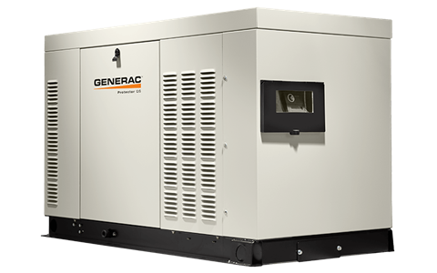 2018 Generac Protector QS 22 kW Home Backup Generator in Ponderay, Idaho