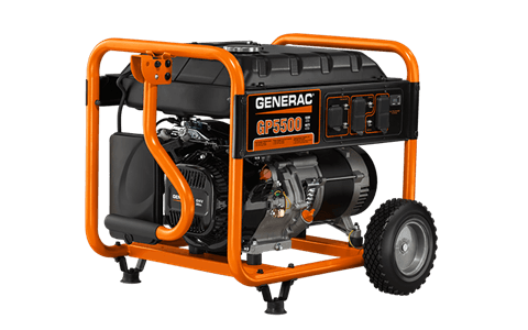2018 Generac GP5500 5939-6 in Hillsboro, Wisconsin