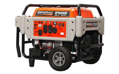 2018 Generac XP6500E 5930-1 in Hillsboro, Wisconsin