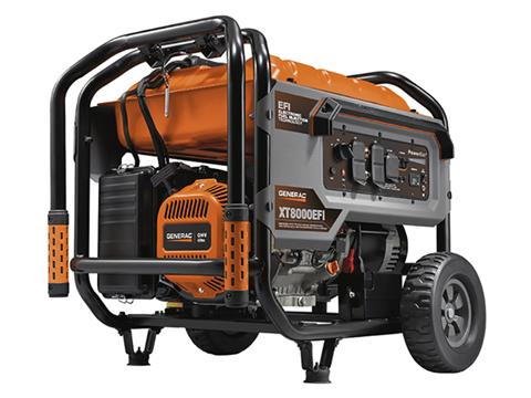 2018 Generac XT8000EFI Portable Generator in Ponderay, Idaho