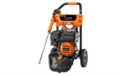 2018 Generac Speedwash 3200 psi Pressure Washer System in Ponderay, Idaho