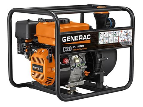 2018 Generac 2 in. Chemical Water Pump C20 in Ponderay, Idaho