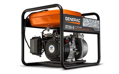 2018 Generac 2 in. Semi-Trash Water Pump in Ponderay, Idaho