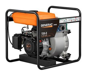 2018 Generac PRO 2 in. Semi-Trash Pump T20-S in Ponderay, Idaho