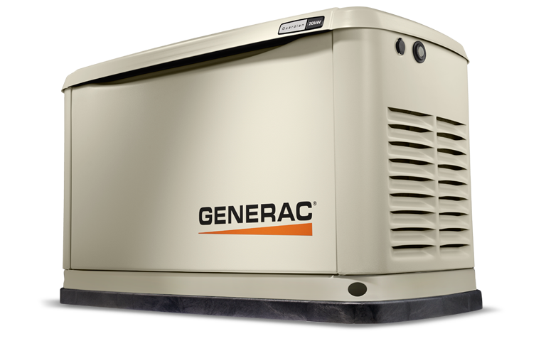 Generac Guardian 20 kW 3 Phase Automatic Standby Generator in Athens, Ohio