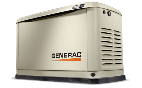 Generac Guardian Series 11 kW Home Backup Generator in Brooklyn, New York