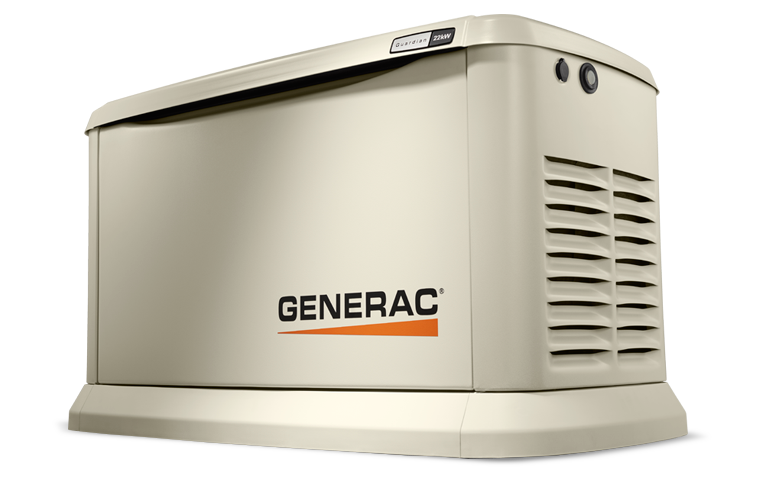 Generac Guardian Series 22 kW Home Backup Generator in Athens, Ohio
