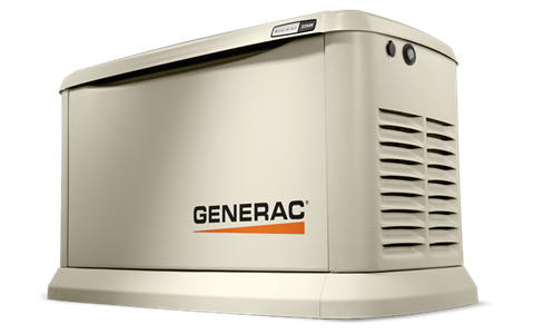 Generac Guardian Series 22 kW Home Backup Generator in Brooklyn, New York