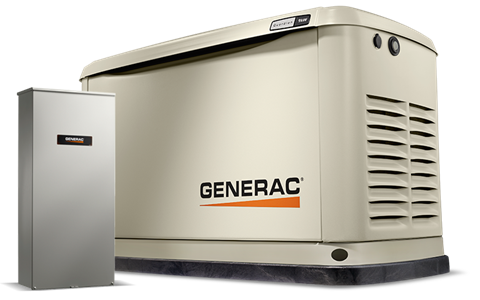 Generac Guardian Series 9 kW Home Backup Generator in Brooklyn, New York