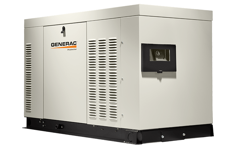 Generac Protector 25 kW Home Backup Generator in Athens, Ohio - Photo 1