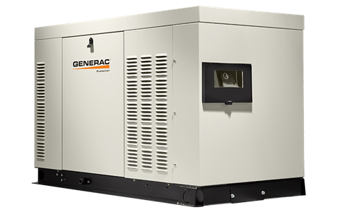 Generac Protector 25 kW Home Backup Generator in Brooklyn, New York