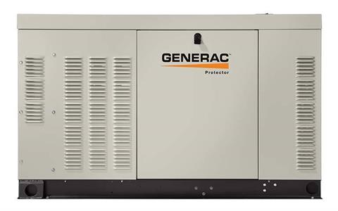 Generac Protector 25 kW Home Backup Generator in Athens, Ohio - Photo 2