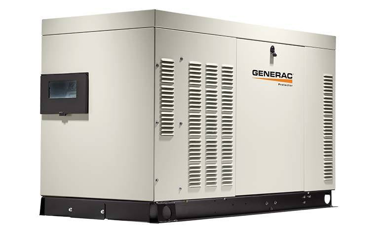Generac Protector 25 kW Home Backup Generator in Athens, Ohio - Photo 4
