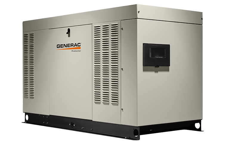 Generac Protector 60 kW Home Backup Generator in Athens, Ohio - Photo 1