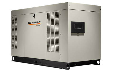 Generac Protector 60 kW Home Backup Generator in Brooklyn, New York