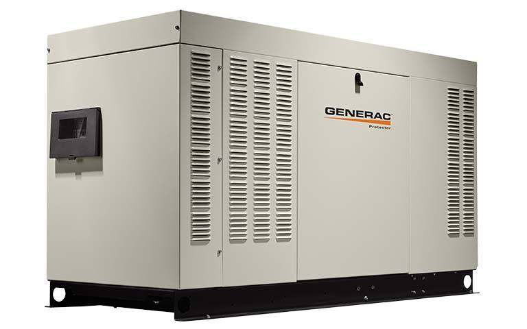 Generac Protector 60 kW Home Backup Generator in Athens, Ohio - Photo 2