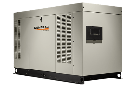 Generac Protector QS 38 kW Home Backup Generator in Ponderay, Idaho