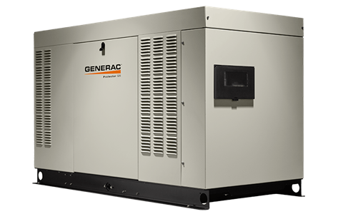 Generac Protector QS 48 kW Home Backup Generator in Brooklyn, New York