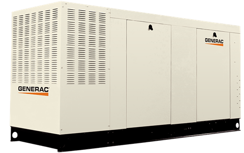 Generac QT 100 kW Home Backup Generator in Ponderay, Idaho
