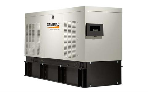 Generac Protector Diesel 20kW Home Backup Generator in Brooklyn, New York